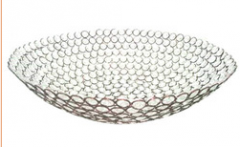 Сrystal fruit fancy bowl