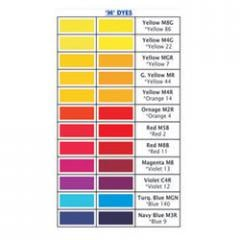 M Dyes