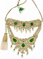 Jadau Necklaces