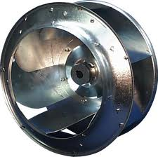 Draught fans for dry climate