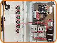 Multi-Motor Starter Panels
