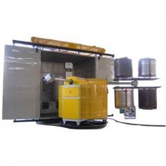 Bi-Axial Machine