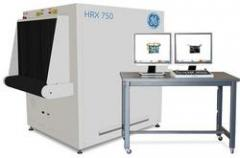 HRX 750 X-Ray baggage scanner