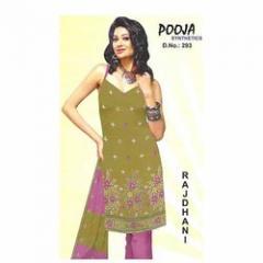 Rajdhani Dress Material