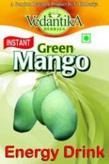 Green Mango Energy Drink