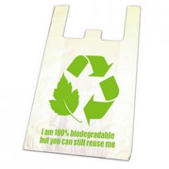 Bio-Degradable Plastic Bags