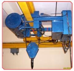 Kedjelyftblock elektriska
