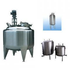 Chemical Plant Machineries