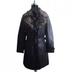 Women Leather Coats