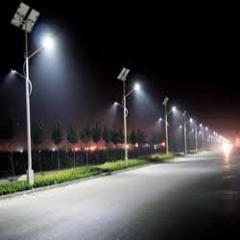 Automatic CFL Street Light with Sensor