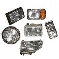 Plastic Auto Lights Raw Material