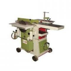 Woodworking Machine With Jack Side Cutter