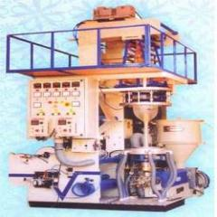 HM/HDPE Blown Film Plant