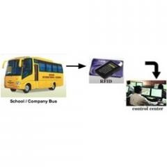 RFID Based In-Vehicle Attendance