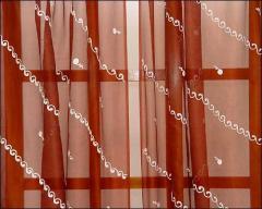 Organza Curtain