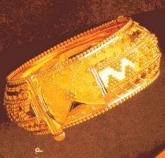 Gold - Handware Bangles