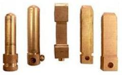 Brass Power Cord Pins