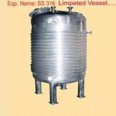 Limpeted Vessel