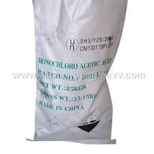Mono Chloro Acetic Acid (MCA)