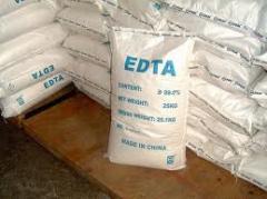 Ethylene Diamine Tetra Acetic Acid (EDTA)