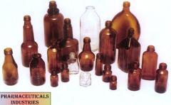 Pharmaceutical Glass Bottels