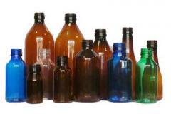 Pharmaceutical Plastic Bottels