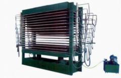 Drying Wood Machine