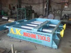 FURNACE DOUBLE SCREW RODS PUSHER