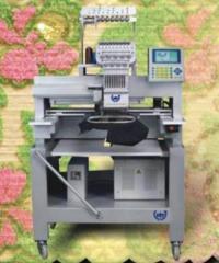Single Head Tubular Embroidery Machine RPCT-1201