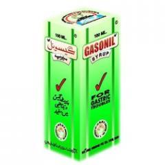 Medicinal syrups - Gasonil