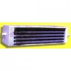 Round Type Heater and Radiator