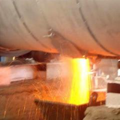 Lead Smelting Reverberatory Furnace