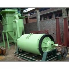 Lead Sub- Oxide Ball Mill Plant