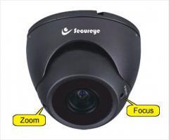 Dome Camera IR With Varifocal (Vandalproof)