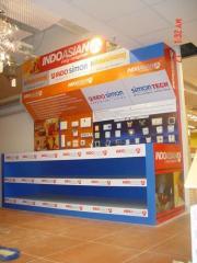 Kiosk Designing