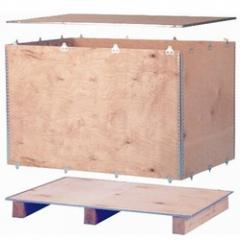 Nailless Plywood Boxes - 3 Pieces