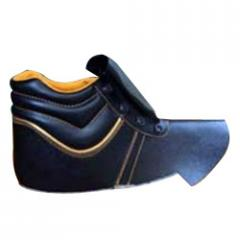 High Ankle Safety Shoe Upper