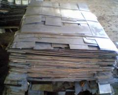 Lead waste and scrap