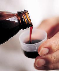 Syrups treatment