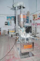 Tube Filling & Sealing Machine