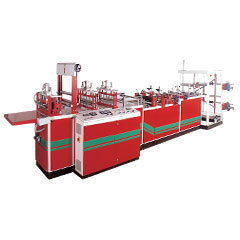 Industrial Pouch Making Machine - PMM 200
