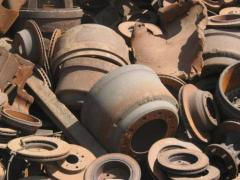 Homogeneous metal scrap