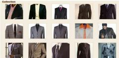 Classical Suits for men.