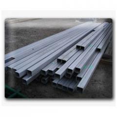 Galvanized Rectangular Pipes