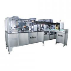6 Head Filling & Sealing Machine (Jam)