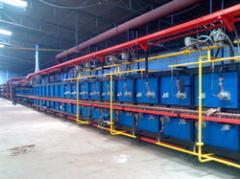 Industrial Roller Kiln