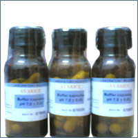 Buffers, Buffers Capsules & Solutions