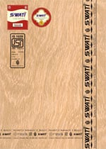 M.R. Grade Plywood: (IS:303)