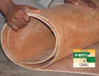 SWATI Flexible Plywood