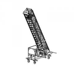 Manually Operated Ladder